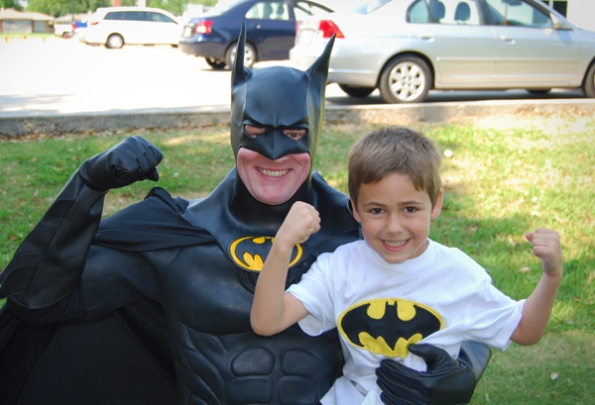 Batman and Ayden