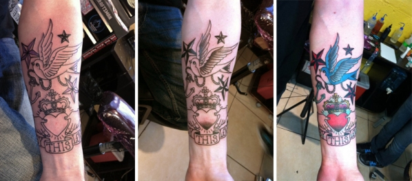 Tattoo Phases