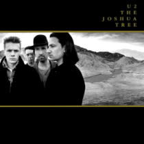 The Joshua Tree Album Cover Artwork