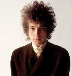 Bob Dylan, a.k.a, the bane of my wife's carpooling existence.