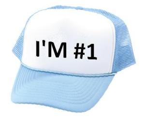 #1 Hat